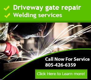Commercial Gate - Gate Repair Simi Valley, CA